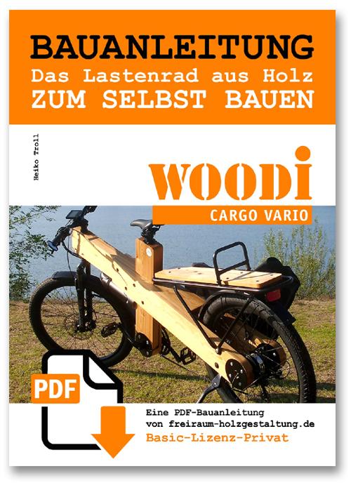 e-bike Lastenrad selber bauen Endmontage