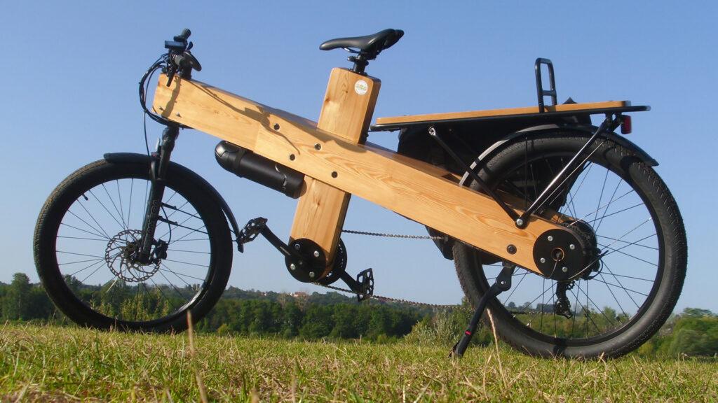 Lastenrad Fahrrad selber bauen