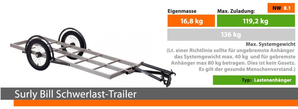 transportanhaenger surly-bill-schwerlast-fahrrad-trailer